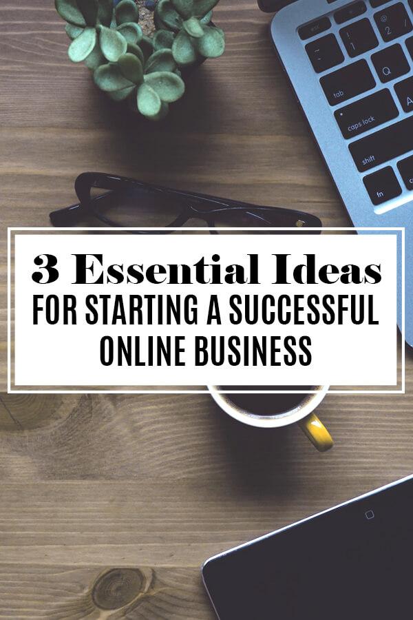 3 Essential Ideas