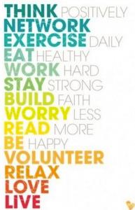 Daily Checklist Routine